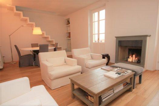 elegant apartment in menaggio