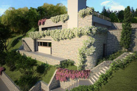 villa in residence a Menaggio