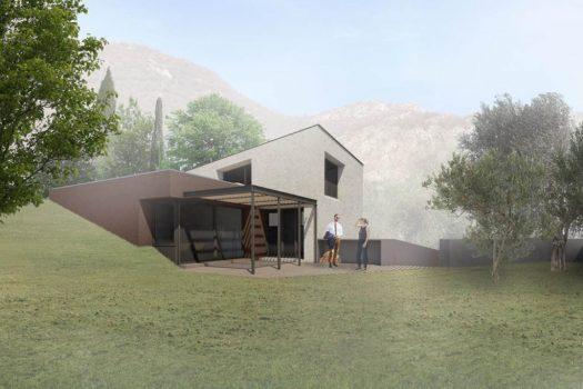 modern villas in tremezzina