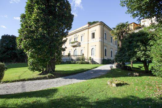 In villa storica a Menaggio