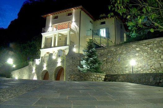 villa a Domaso
