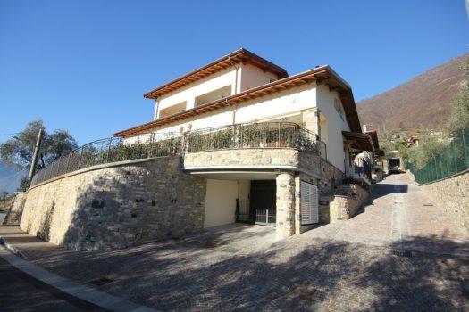 Villetta in residence in Tremezzina