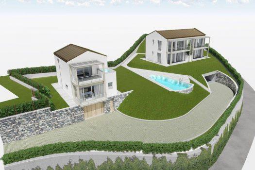 independent villas in menaggio