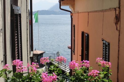two-bedrooms apartment in menaggio