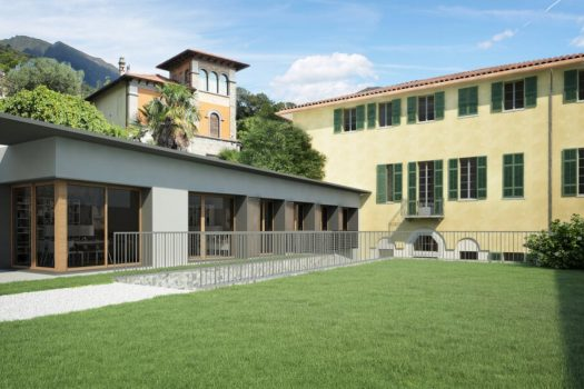 Luxury apartments in Menaggio