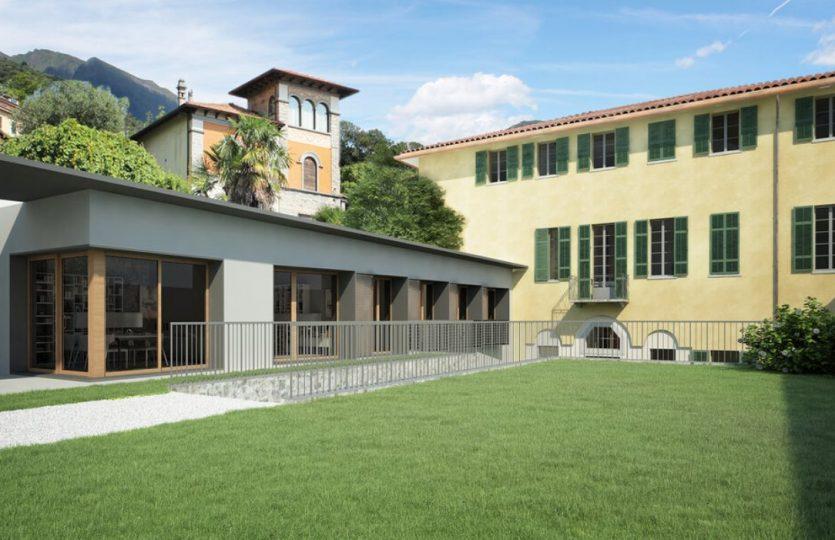 Luxury apartments in Menaggio