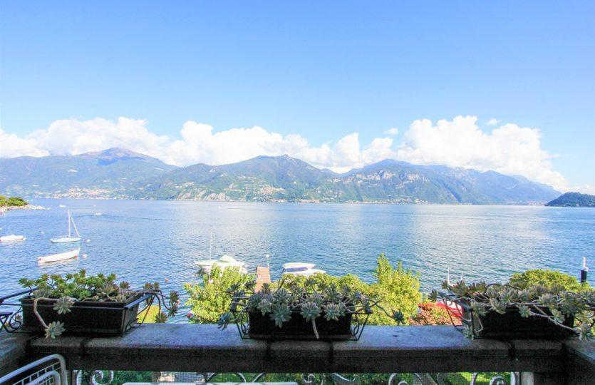 lakefront apartment in Menaggio