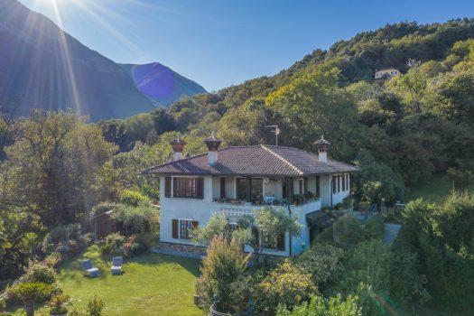 independent villa in menaggio