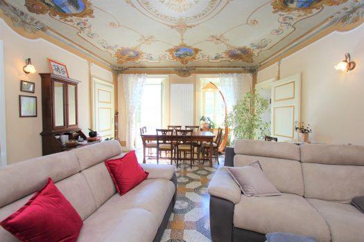luxury apartment in villa- Tremezzina