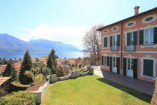 Period villa with park in Menaggio - Wonderful lake view