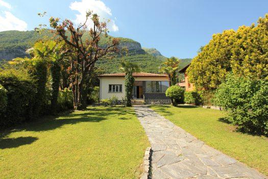 Independent villa with garden - Tremezzina