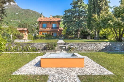 villa d'epoca in Tremezzina