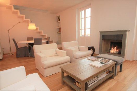 elegante appartamento in centro a Menaggio