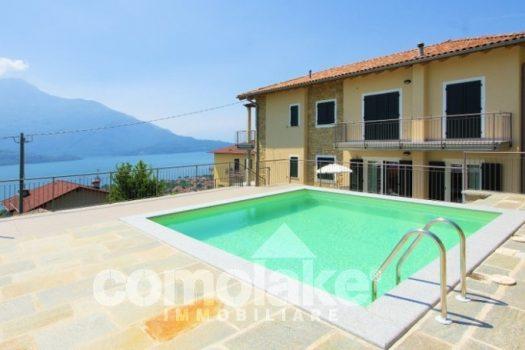 Appartamenti in residence a Domaso