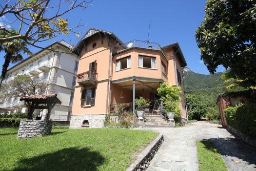 villa antica in Tremezzina