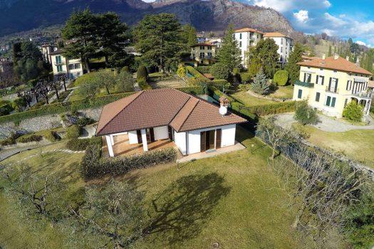 villa in Tremezzina