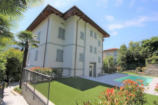 Nuovo residence in Tremezzina