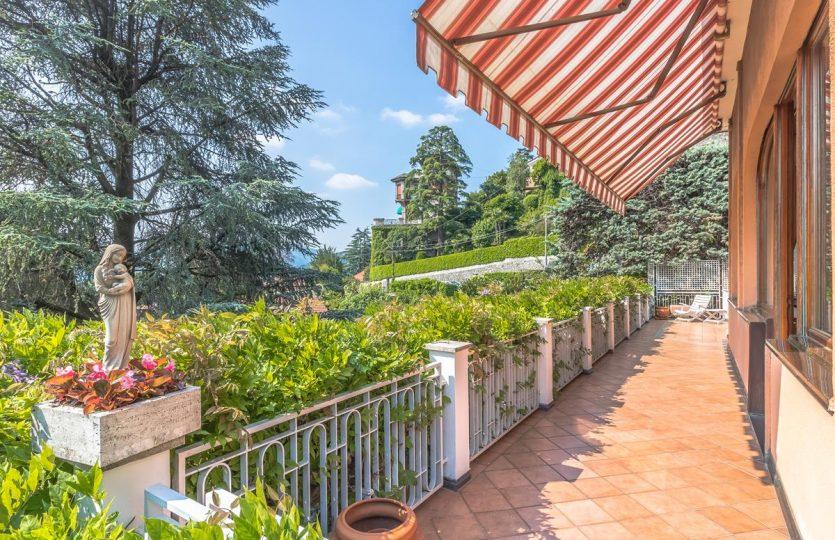 villa, romantica a Cernobbio in centro