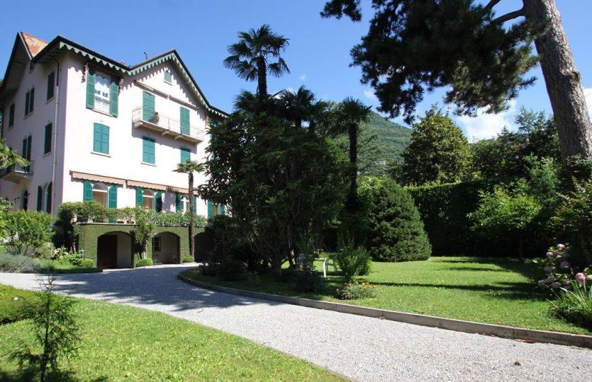 appartamento con terrazzo a Cernobbio