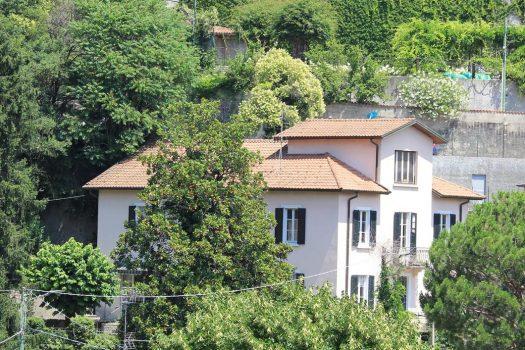 Villa a Cernobbio con ampio giardino