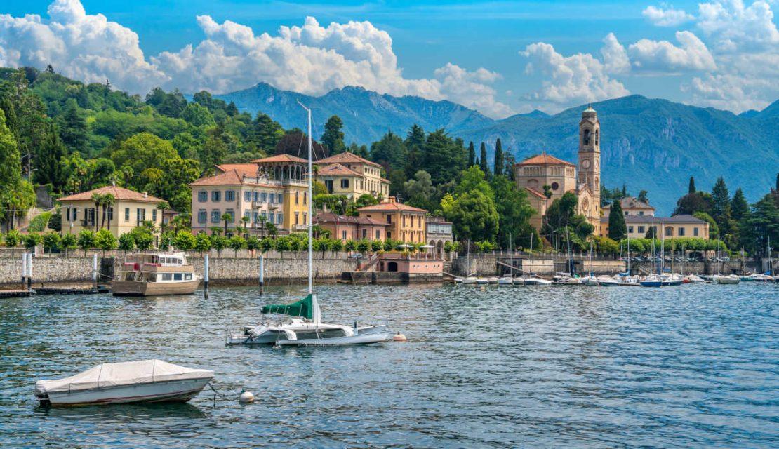 La Greenway del Lago di Como