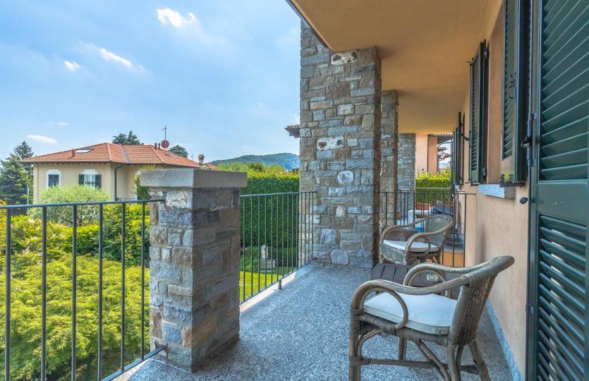 Villa indipendente a Cernobbio con ampio giardino