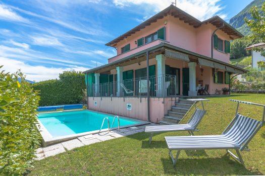 Villetta con piscina e giardino a Grandola